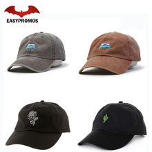 6 Panel Custom Dad Hat Embroidered Logo Caps Hats Men