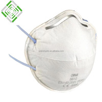 Jinshun factory black protective PM2.5 disposable dust mask ffp2, N95 Face Mask