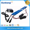 best choice customized rechargeable lipo 12v battery with charger for stip led light