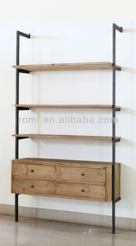 Wall bookcase,bookshelf
