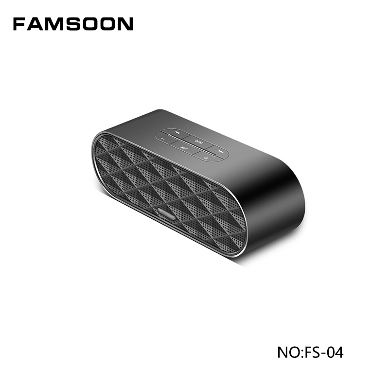 2017 New Style Mini portable Wireless Bluetooth Speaker new model