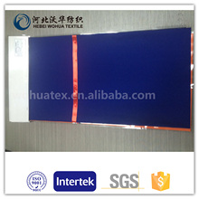 dyed polyester/viscose uniform fabric school