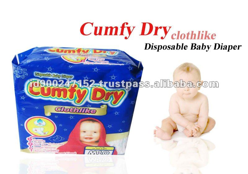 Cumfy Dry Diapers