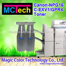 Compatible Canon toner C-EXV 1 NPG16 GPR4 for Canon IR5000