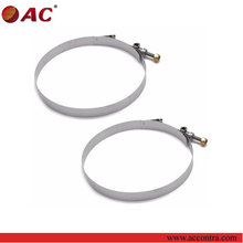 easy fit and outstanding torsion spring clamp and single ring hose clamp