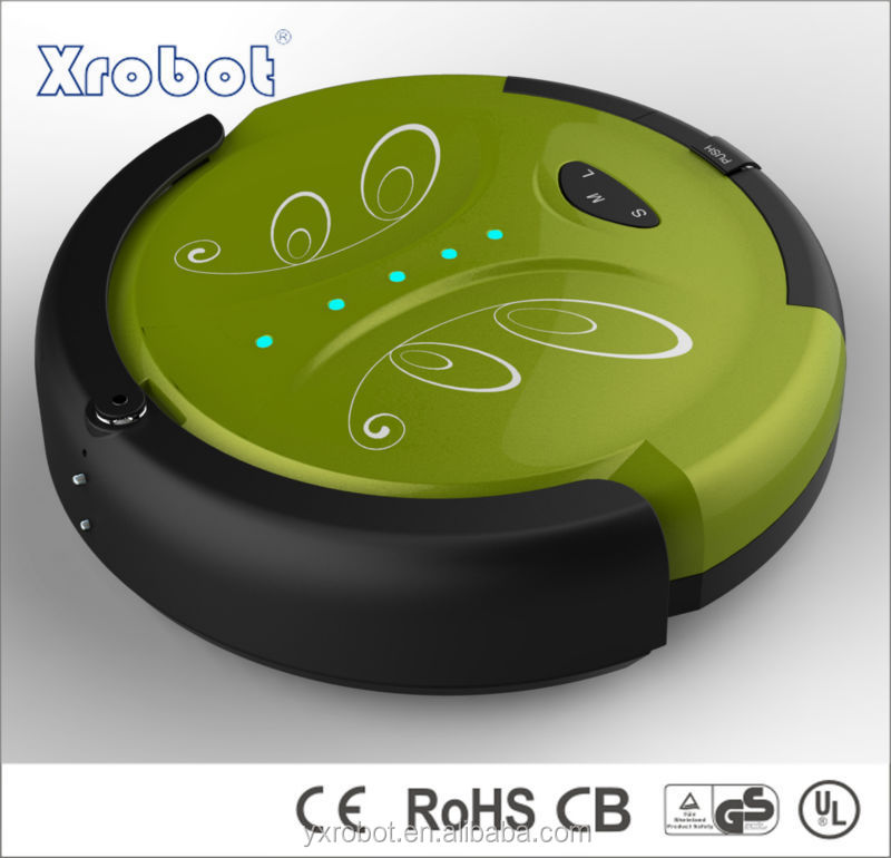 Cordless robot vacuum cleaner x550 for house wife