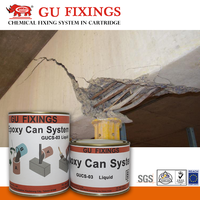 epoxy adhesive concrete crack repair for perforeated brick