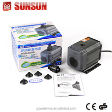 110v-240v 5500L/h 150W Aquarium Pond Fountain Water Pump HQB-5000