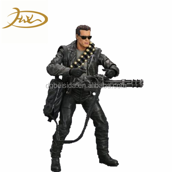 Custom Action Figure Terminator