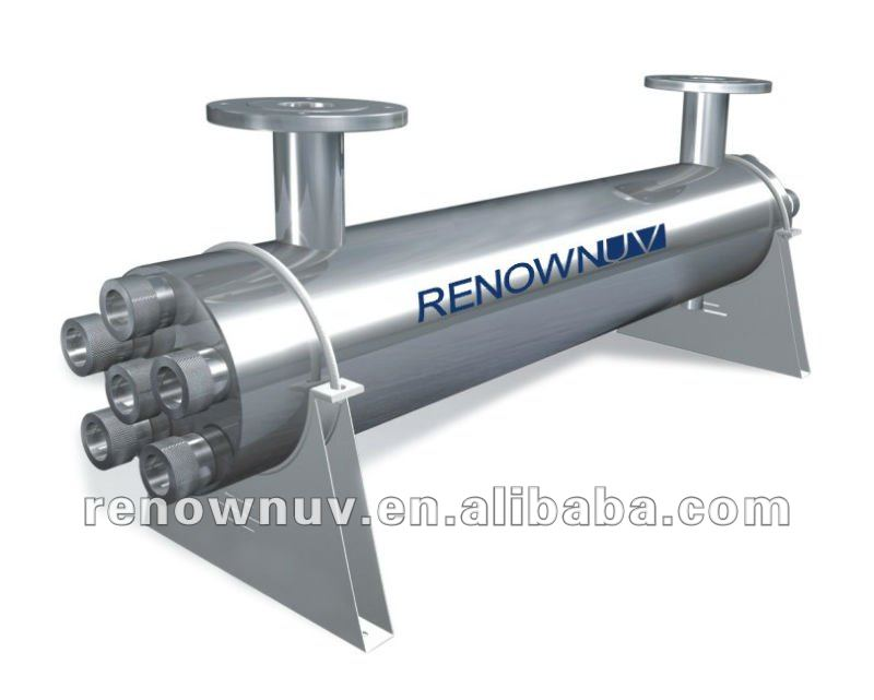 170T UV Food Water Treatment Plant