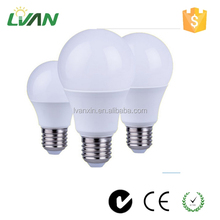 Aluminium and plastic body led bulb A60 3w E27 E14 Mr 16 Gu10 led bulb lighting