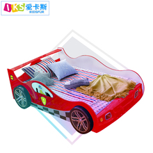 Foshan furniture design lovely children car bed with cheap price TC1