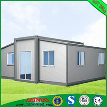 portable 40 feet container house with low cost Australian Standard foldable expandable prefabricated modular mobile homes
