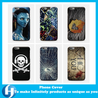 Factory China supplier drop shipping mobile phone cover best selling TPU PC transparent case for iphone 6 6 plus