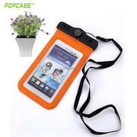 2016 Hot sale !!! Water proof phone case for swimming diving