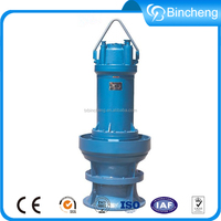 Stainless steel impeller water pumping machine low volume submersible water pump