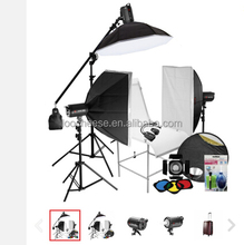 600w professional photography light large furniture shooting light photographic equipment kit
