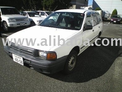 1998 second hand cars NISSAN AD Van /Wagon/RHD/121926km/