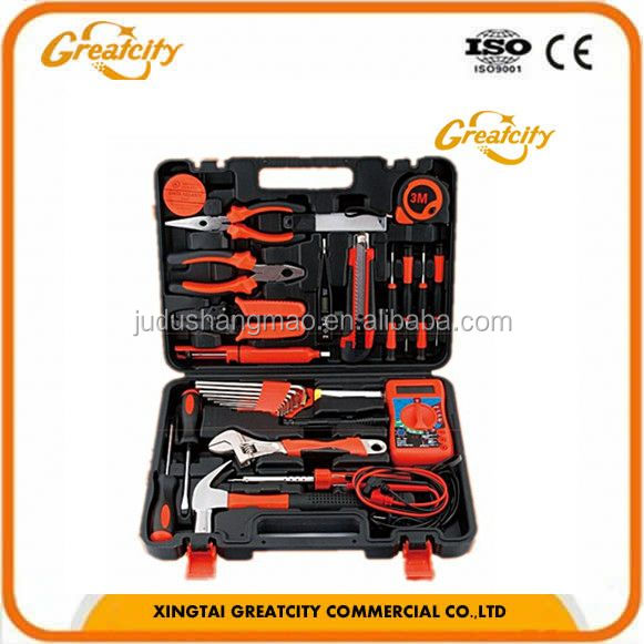 High quality fiber optic splicing cable tool kits