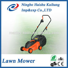 New Design 1000W Electric Lawn Mower / 2014 Economic Hand Push Lawnmower / 20414 New Electric Lawnmower