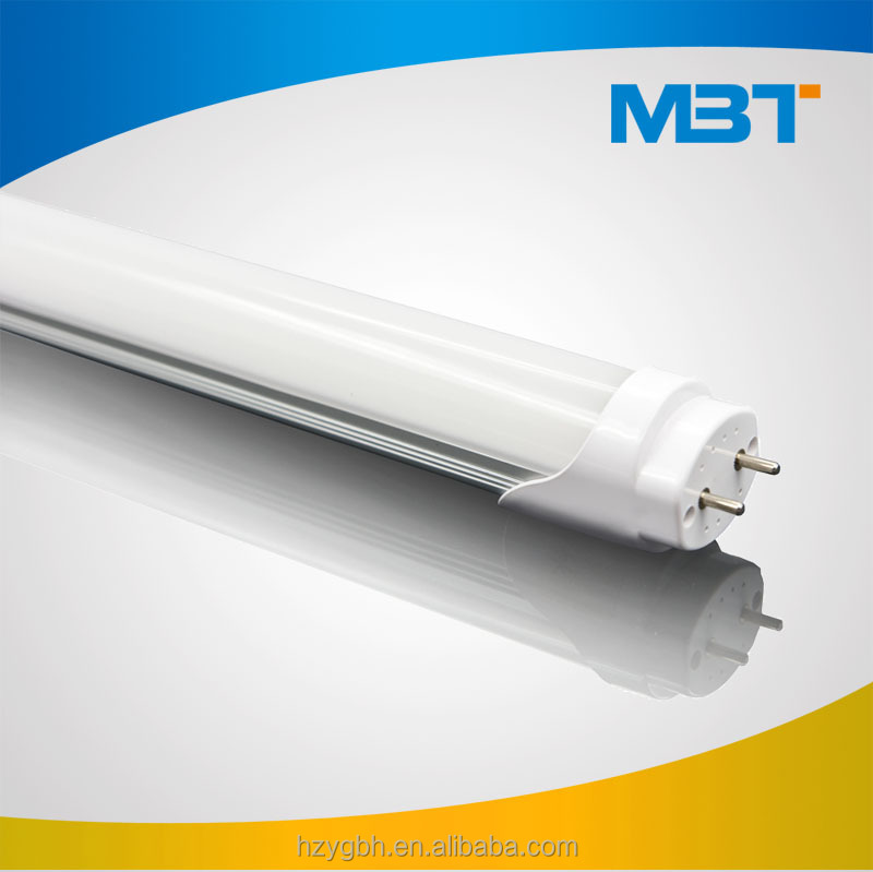 M.B.T LIGHTING T8 T5 high brightness Wide voltage T8 led tube lamp for hotel