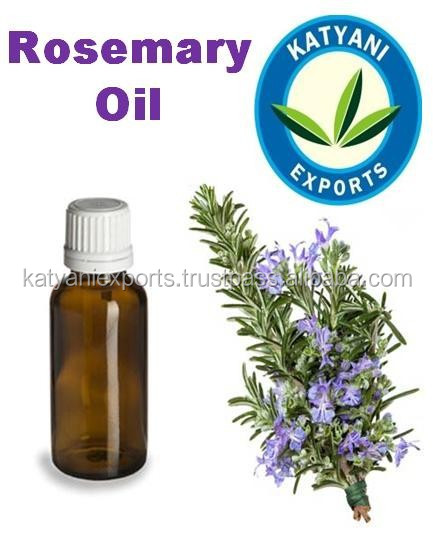 Medical Grade Rosemary Oil from KATYANI EXPORTS
