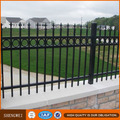 Hot dipped galvanized & Powder coated wrought iron fence finials