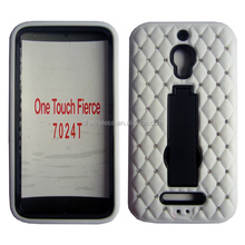 hot selling product luxury diamond bling case for alcatel one touch fierce 7024t