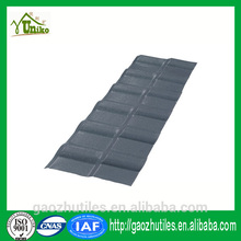 iso9001 certificate extraordinary heat preservation and heat insulation Cheap interlocking roof shingles for car park