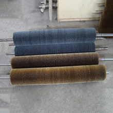professional deburring industrial brush for removing paint