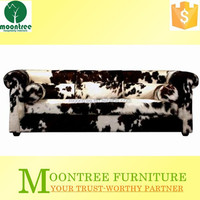 Luxury Design MSF-1114 Top Quality Horse Hair Sofa