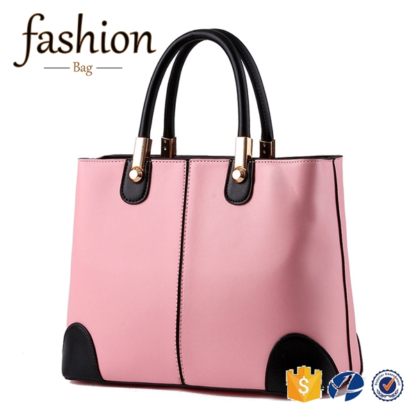 CR on time delivery guaranteed latest tops for girls stylish elegant lady handbag pu leather bag women's laptop bags stylish