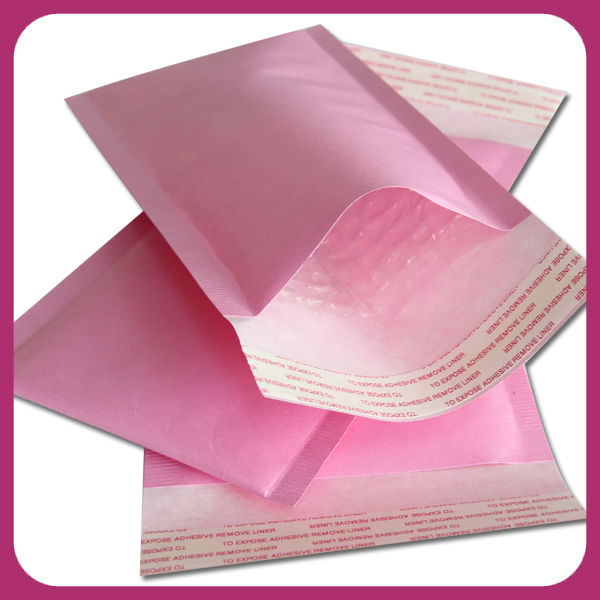 Coloured Air bubble bag Cheap Envelope
