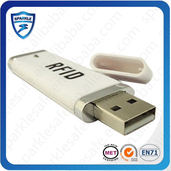 Customized HF mobile phone use iso14443/15693 mini 13.56mhz proximity card reader