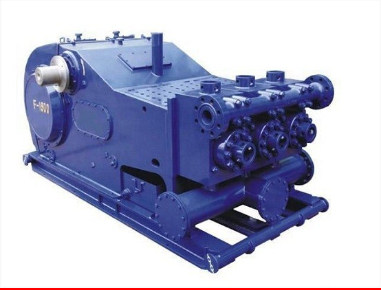 BW 150 Triplex Piston Diesel Mud Pump