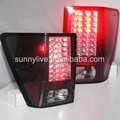 For Jeep Grand Cherokee 3 (wk) LED Tail Light 2005-2010 year Black Housing Clear Lens SN