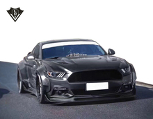 For mustang wide body kits FRP robot body kit for mustang GT