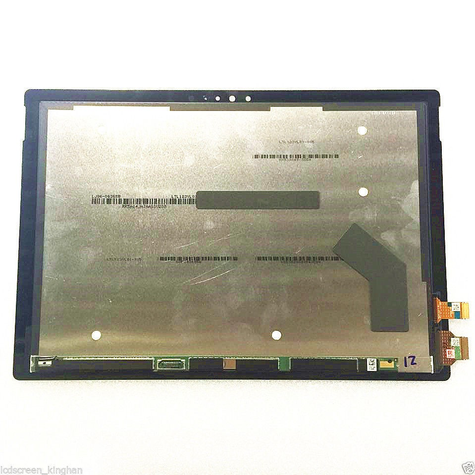 "LTL123YL01-001 2736x1824 12.3"" FIT LCD Touch Screen assembly For Microsoft surface pro 4"