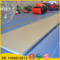Airpark Customized 10M Inflatable Air Track, Inflatable Gymnastic Mat for Sale