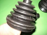 auto parts rubber dust cover