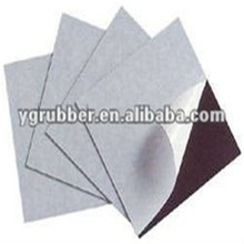 Sticky Silicone Sheet Silicone Rubber Sheet with Rolls Packed