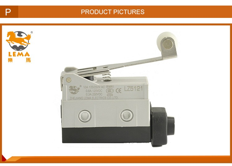 LZ5121 high quality escalator plunger limit switch