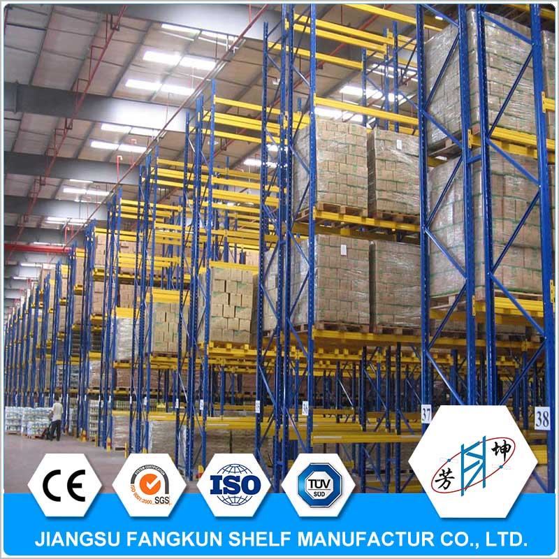 steel racking support warehouse fabric storage system racks for windshield