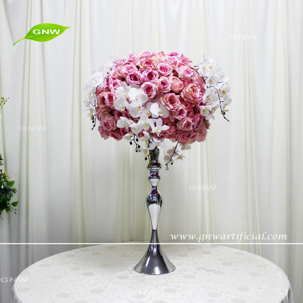 GNW CTRA-1705015 Colorfull table floral for wedding