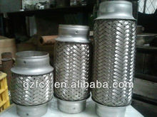 The Various Types SS Exhaust Flexible Pipe