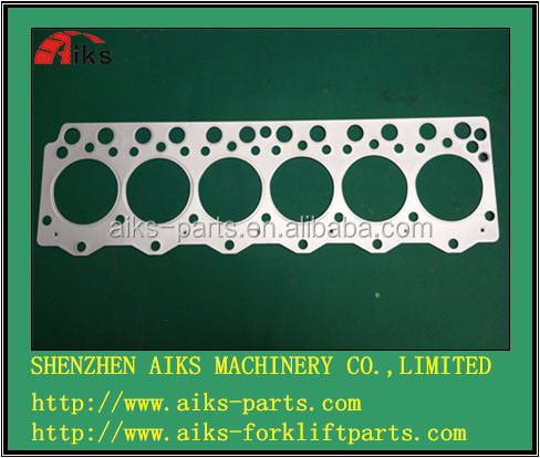6D95L Cylinder head gasket 6206-11-1830 6D95L Engine spare parts