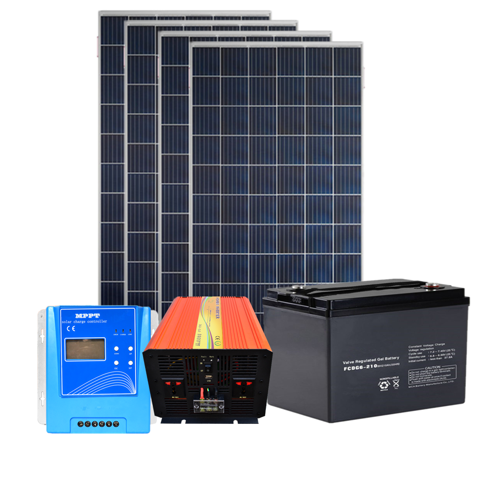PV <strong>Solar</strong> Cell Manufacturing Plant 2kva <strong>Solar</strong> System Kit for Home Price 2000 watts grid tie <strong>Solar</strong>