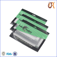 Customized Fishing Lure Packaging Bag Wholesale/ Cheap Laminated Plastic Fishing Hook Packaging