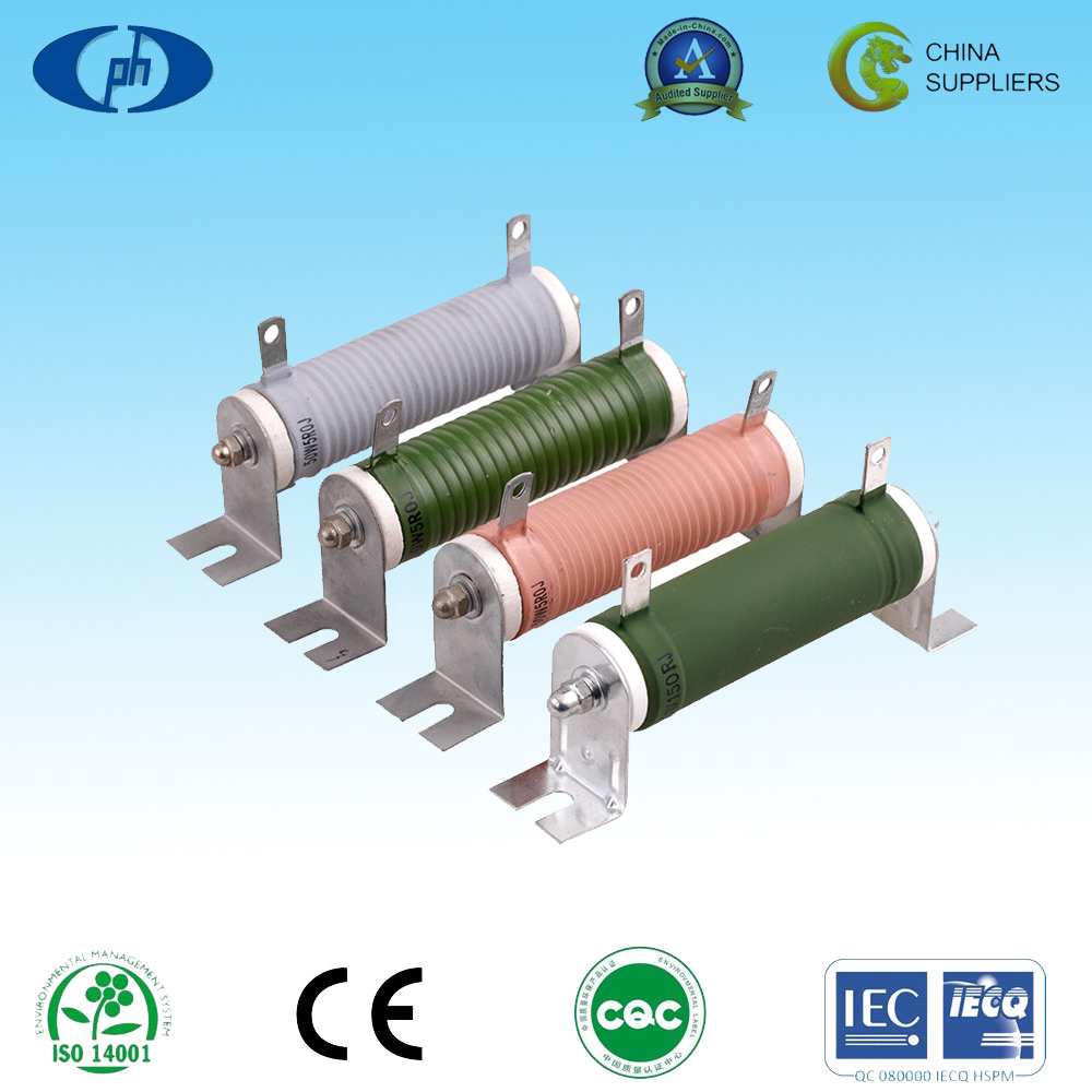 Can Adjustable 10K Ceramic Tube Variable Break Termination Resistor