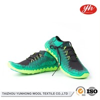 Factory Made Customized Cheap Flyknit Vamp Sport Shoes With Prices In Pakistan